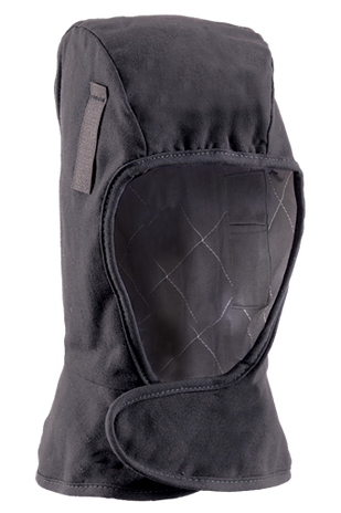 Occunomix SX700 Premium Flame Resistant Shoulder Length Hood Right