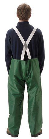 nasco worktruff lightweight waterproof overalls back