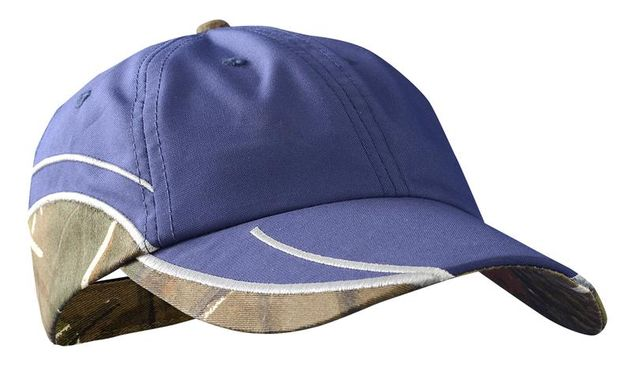Occunomix TD700 Tuff & Dry Wicking and Cooling Baseball Cap Navy/Camo Front