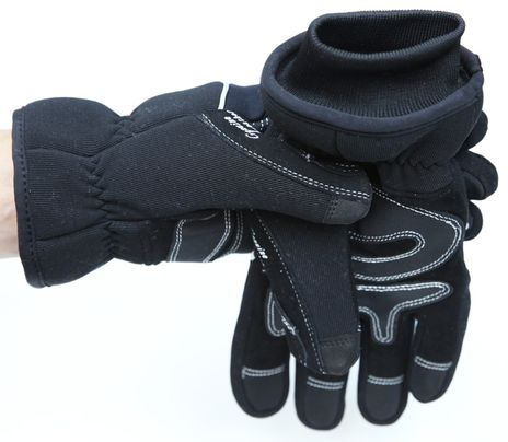 RefrigiWear 0283 Insulated High Dexterity Winter Work Gloves - Heavy Duty Cuff