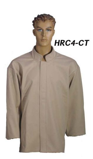 Cementex HRC4-CT 40 Cal FR Treated Cotton Coat