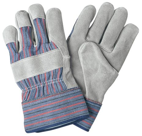 MCR Safety Work Gloves 1300 Select Shoulder Leather Palm