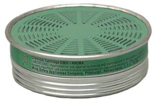 MSA 464033 Ammonia & Methylamine Comfo Cartridge