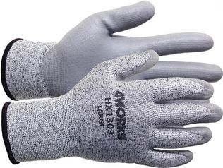 4Works HX1303 Cut Resistant PU Coated HPPE Gloves