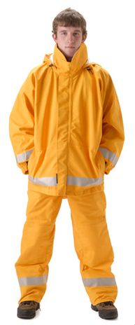 nasco mp3 flash fire resistant arc rated breathable rain suit
