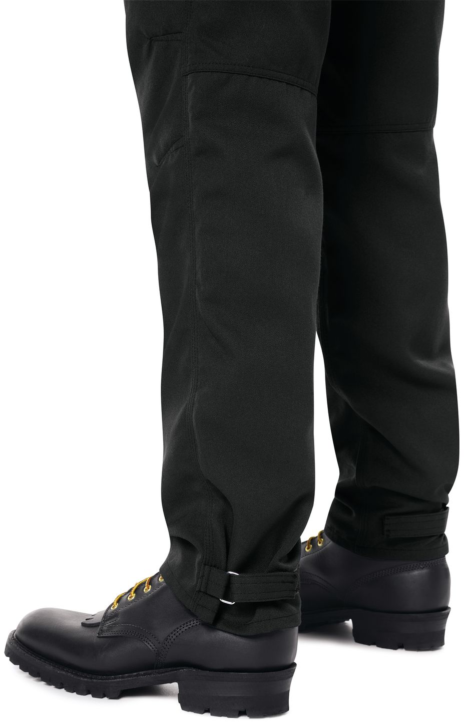 Workrite FR Pants FP62 Wildland Dual-Compliant Tactical Midnight Navy Black Example