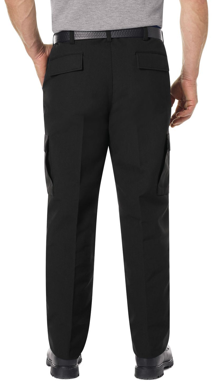 Workrite FR Cargo Pants FP70 Classic Rescue Black Example Back