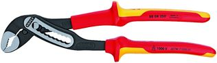 Knipex Alligator Insulated Water Pump Pliers 88 08 250 US
