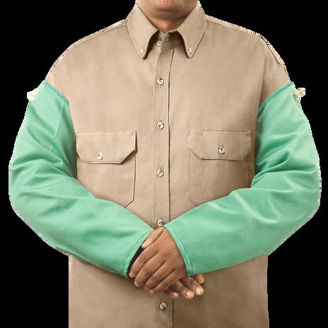 Steiner Weldlite FR Cotton Sleeves 10341 Front