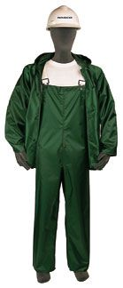 WorkTuff 600T Bib Style Trouser w Plain Front from Nasco