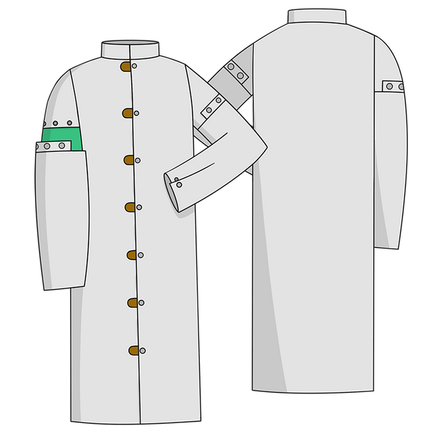Otterlayer aluminized coat C33-ACF