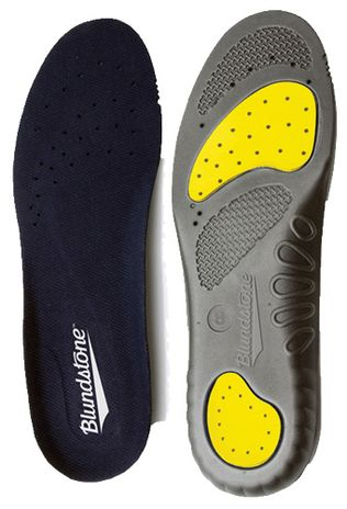 Blundstone 179 Puncture Resistant Slip-On Steel Toe Boots Inner Sole