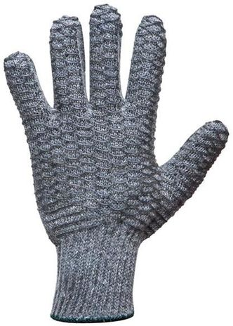 RefrigiWear Cold Weather Apparel - Poly Honeycomb Grip Glove 0212