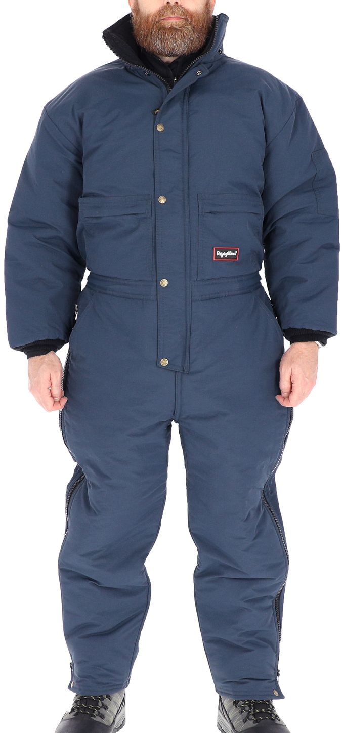 RefrigiWear 0440 Chillbreaker Cold Weather Work Coverall Example