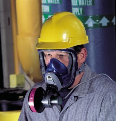 MSA Advantage Series 3100 Full Mask Respirator