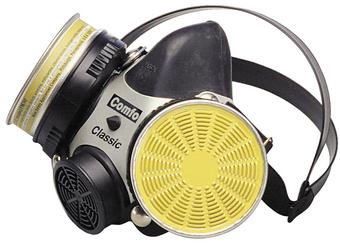 MSA Comfo Classic Half Mask Respirator