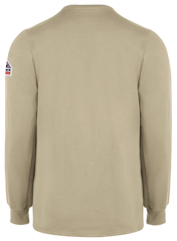 bulwark-fr-henley-sel2-lightweight-tagless-khaki-back.jpg