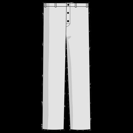 Otterlayer aluminized pants PA1-ACF