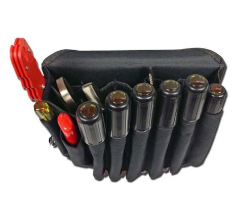Cementex IEBP-14 Insulated Electrician's Belt Pouch Kit, 14PC