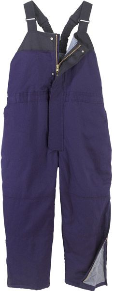 Workrite FR 7 oz Ultra Soft Insulated Bib Overall 580UT70