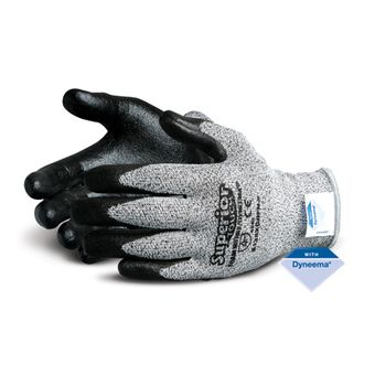 Superior Touch Cut Resistant Nitrile Coated Dyneema Gloves S13SXGBFN