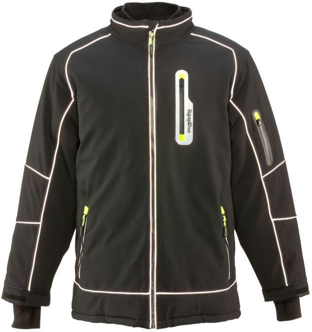 RefrigiWear 0790 Extreme Collection Softshell Jacket Front