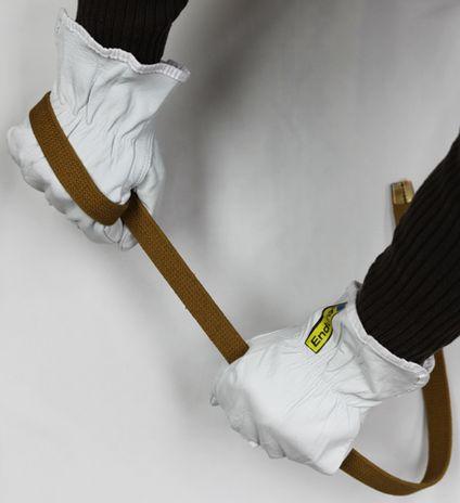 Superior Endura 378GKTA Premium Goatskin Driver Gloves - Rope Use