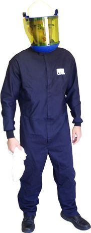 12 Calorie Arc Flash Rated Suit