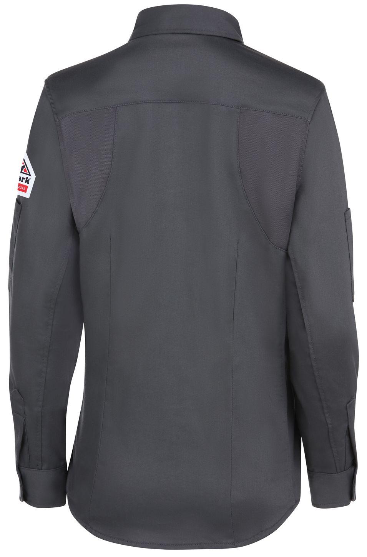 bulwark-women-s-fr-shirt-qs33-iq-series-comfort-woven-charcoal-back.jpg