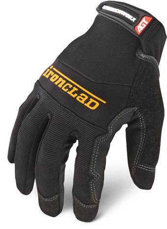 Ironclad Wrenchworx Performance Work Glove back