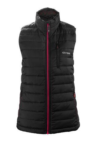 Gyde Supply Calor Fitted Vest G2V71501,Black Color, Women's