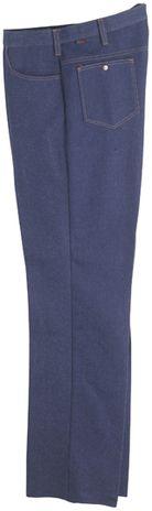 Workrite 14 oz Indura Denim Jean-Cut Arc Flash Pants 418ID14