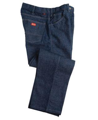 Workrite Dickies FR Jeans 488AC14 - 14 oz Amtex 100% Cotton