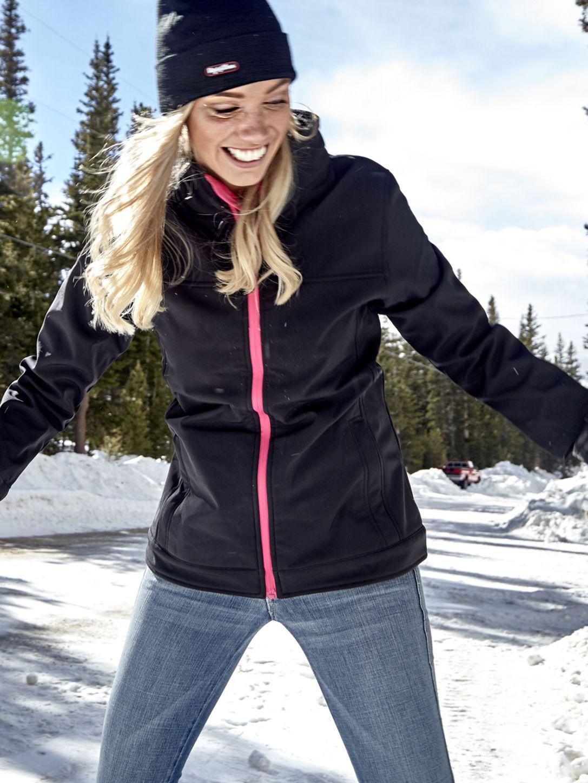 RefrigiWear 0498 - Softshell Collection Womens Softshell Jacket