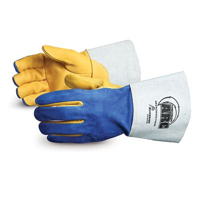 Superior Precision Arc Deerskin TIG / MIG Welding Gloves