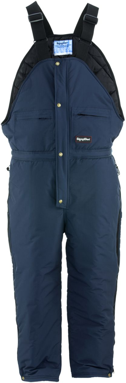RefrigiWear 0485 Chillbreaker Winter Work Overall - High Bib Front