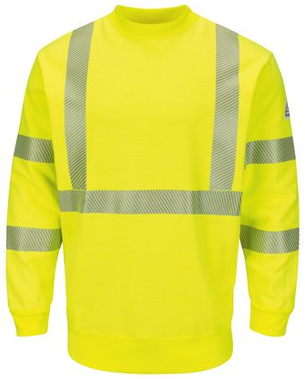 bulwark-fr-hi-visibility-sweatshirt-smc4-fleece-crewneck-yellow-green-front.jpg