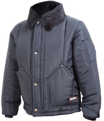 RefrigiWear Cold Weather Apparel - Iron-Tuff™ Arctic Jacket 0359