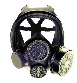 MSA Advantage 1000 Series Full Mask Respirator
