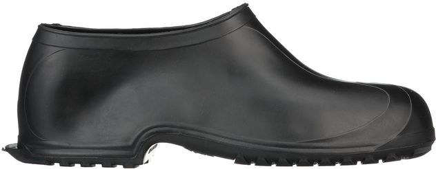 Tingley 2300 Ankle High Rubber Overshoes - Waterproof Side