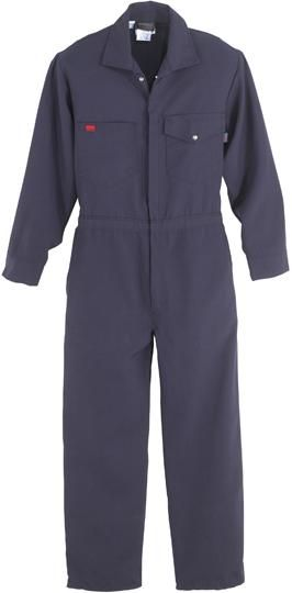 Workrite 6 oz Nomex IIIA Industrial Coverall 110NX60