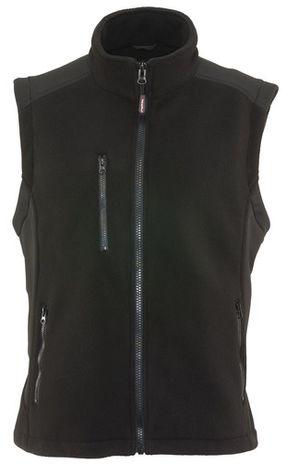 RefrigiWear Cold Weather Apparel - Heavyweight Fleece Vest 0482
