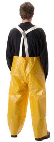 nasco workhard lightweight rain pants back