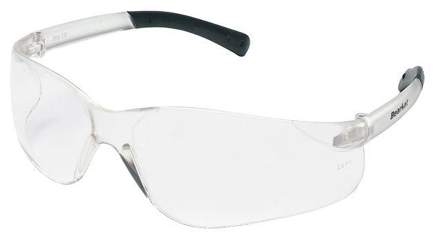 MCR Safety Crews Bearkat Glasses Clear