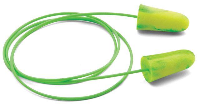 Moldex Goin' Green Foam Earplugs 6622 Corded