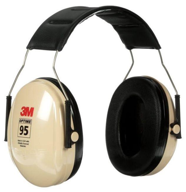3M Peltor Optime Ear Muffs 95 H6A/V Front