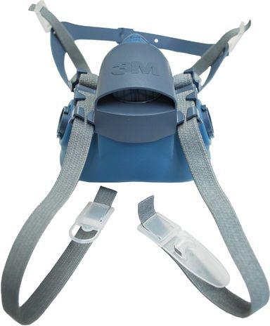 3M 7502 Reusable Respirators - Bottom View