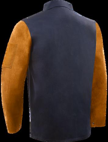 Steiner Weldlite Plus Leather Jacket 1260 Back