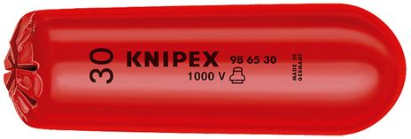 Knipex Tools Insulating Plastic Self Clamping Slip-On Caps
