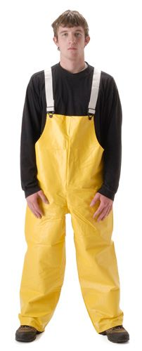 nasco worktrack foul weather rain bib